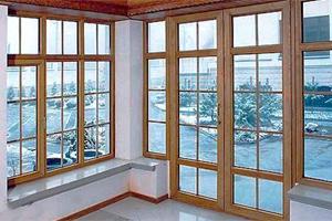 Купить деревянные стеклопакеты в нашей компании
